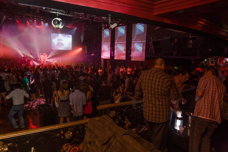 Avalon Nightclub in Hollywood, CA