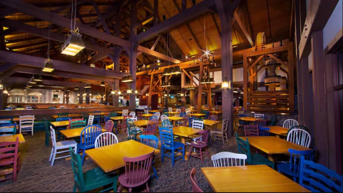 Riverside Mill Food Court