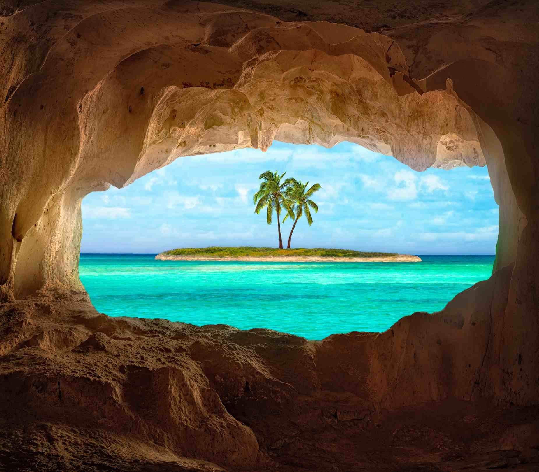 Paradise in the Caribbean