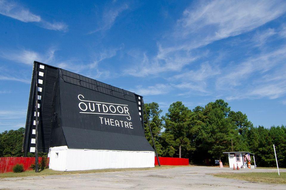 Teatro al aire libre de Raleigh Road