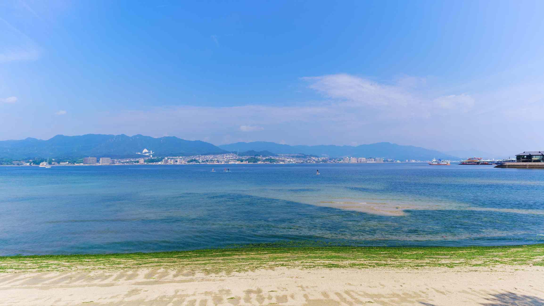 Beaches Hiroshima