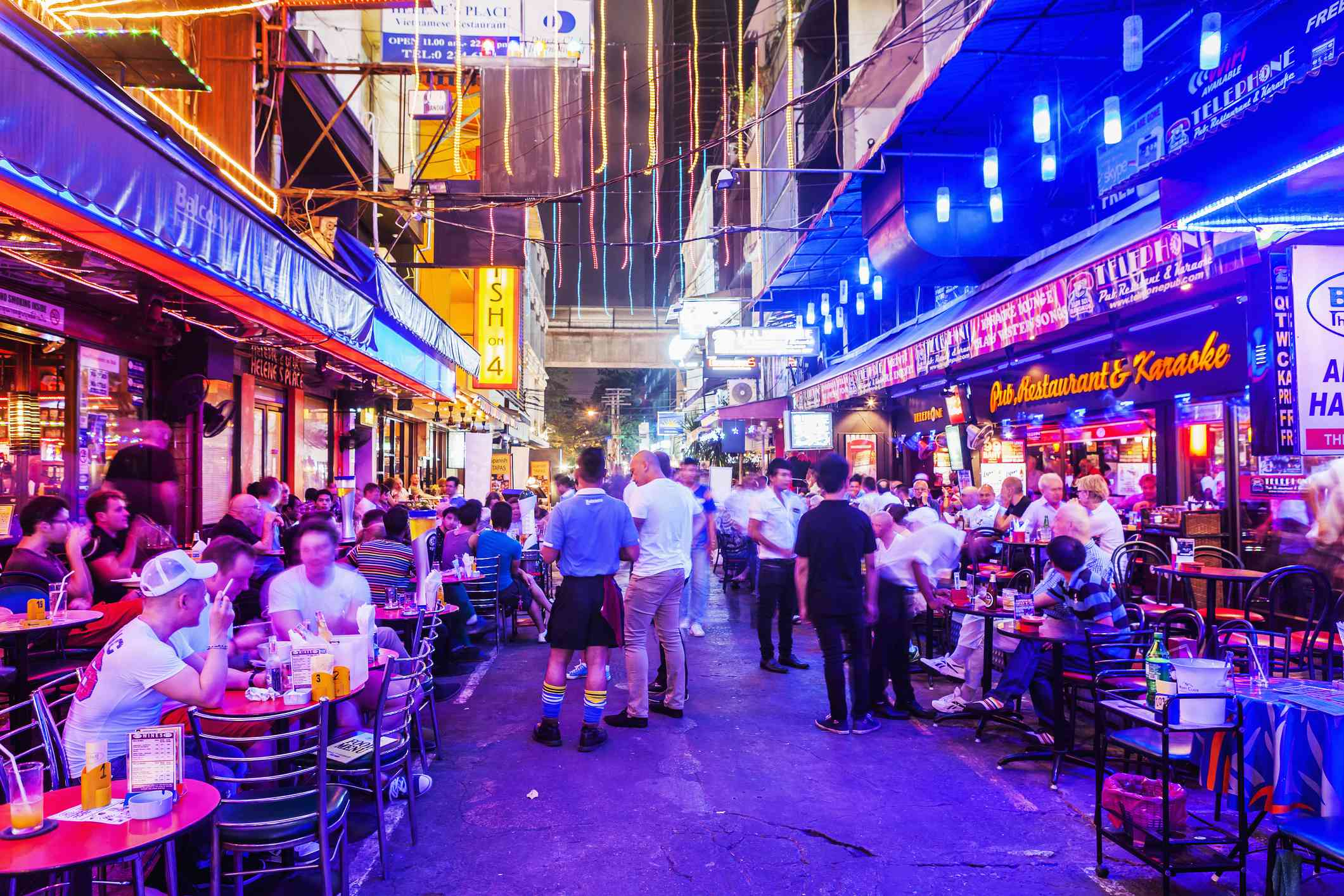 Patpong, Bangkok, Thailand