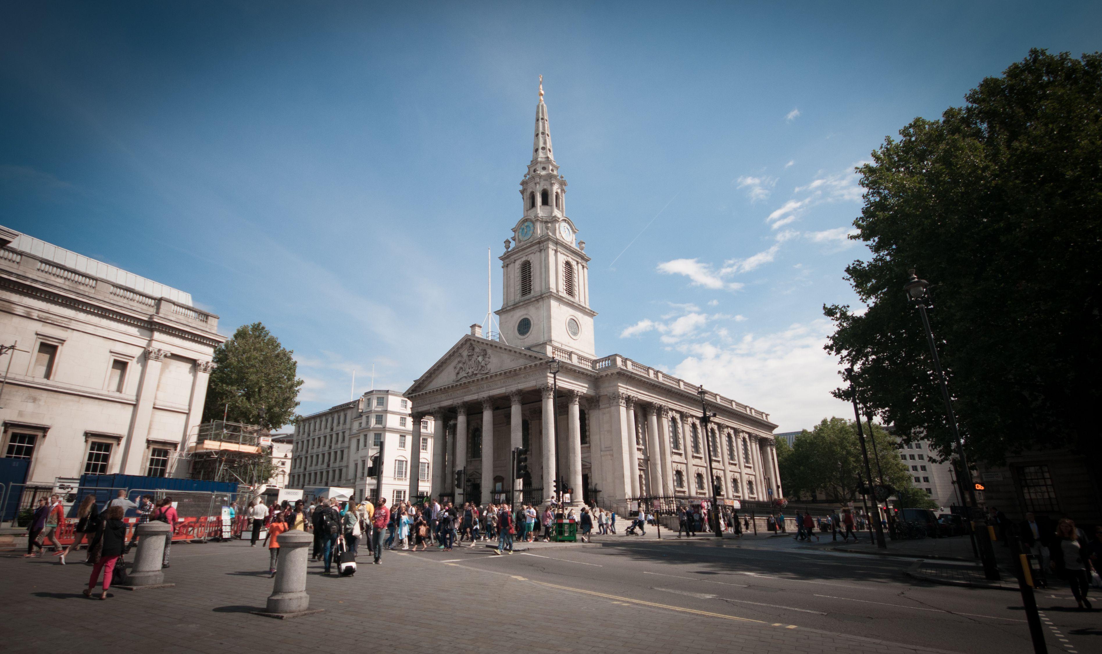 What to See a Trafalgar Square London