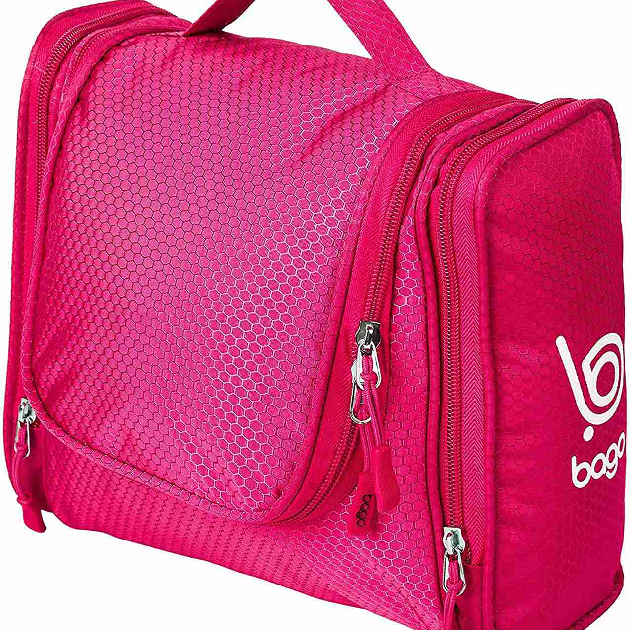 32e1b68751a6 Bago Hanging Toiletry Bag For Men   Women - Toiletries   Shave Travel  Organizer