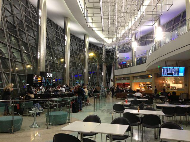 San Diego Airport Terminal Remodel