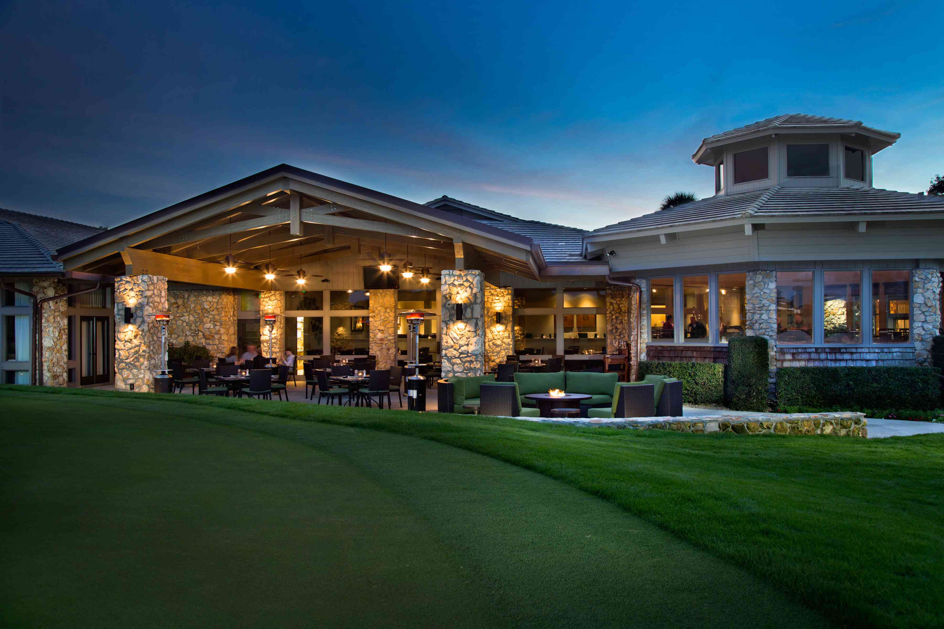 Exterior of Arnold Palmer's Bay Hill Club & Lodge