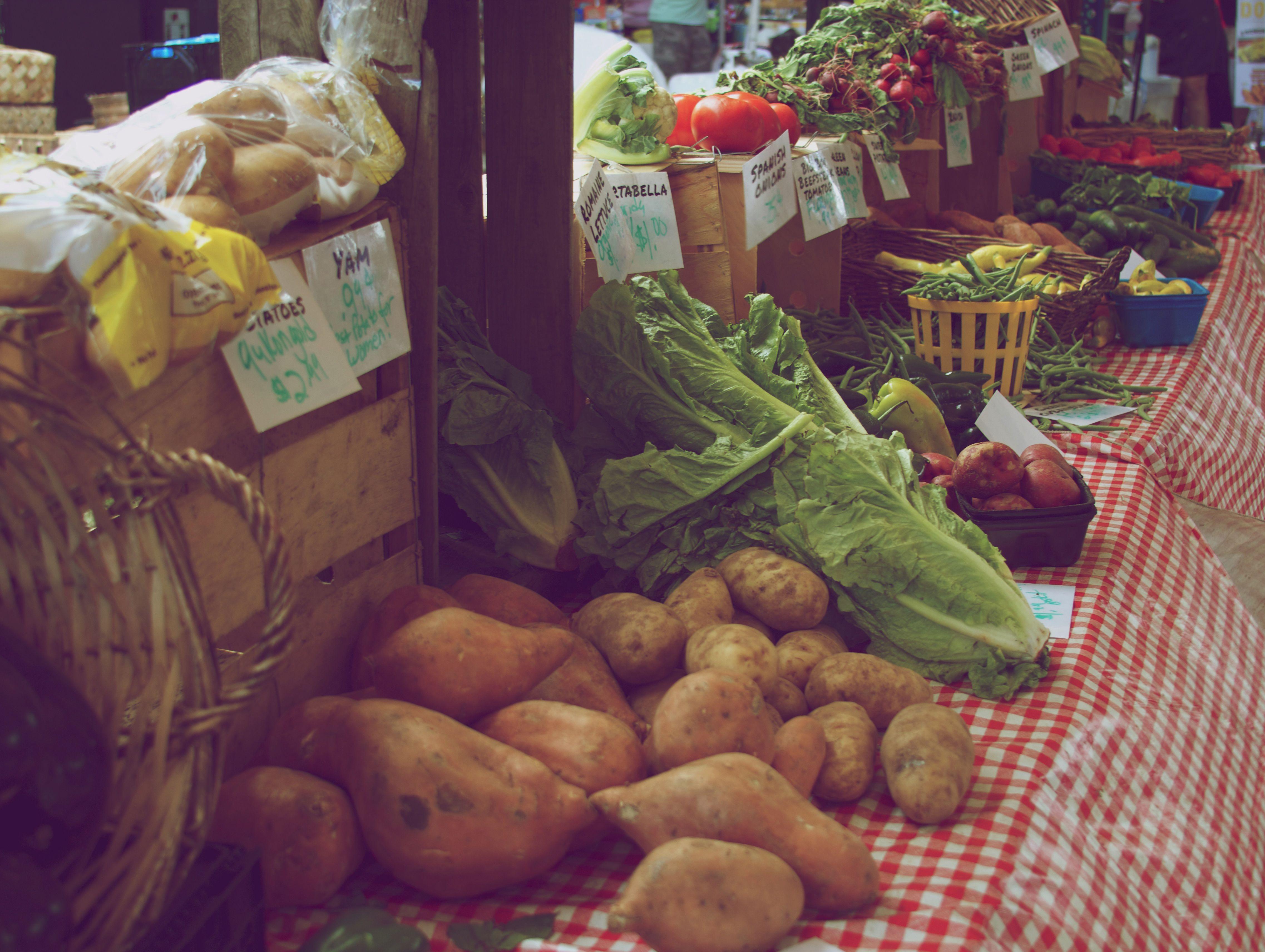 Lake Eola Park Farmer's Market