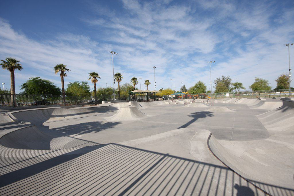 Chandler Skatepark
