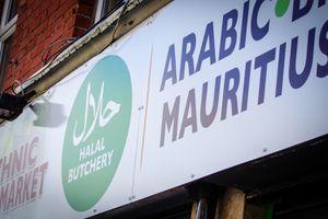 halal meat in Ireland