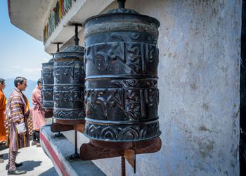 Zang Dhok Palri Phodang, a Buddhist monastery in Kalimpong in West Bengal