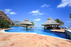 A quintessential example of a fabulous Cancun resort