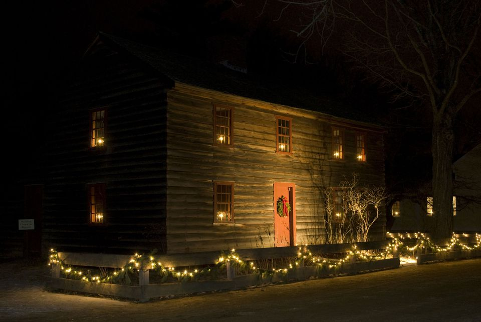 Christmas by Candlelight Old Sturbridge Village