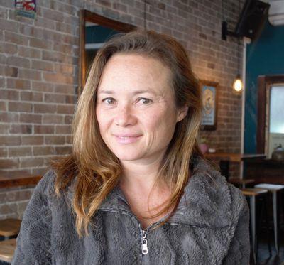 Headshot of Monique Perrin