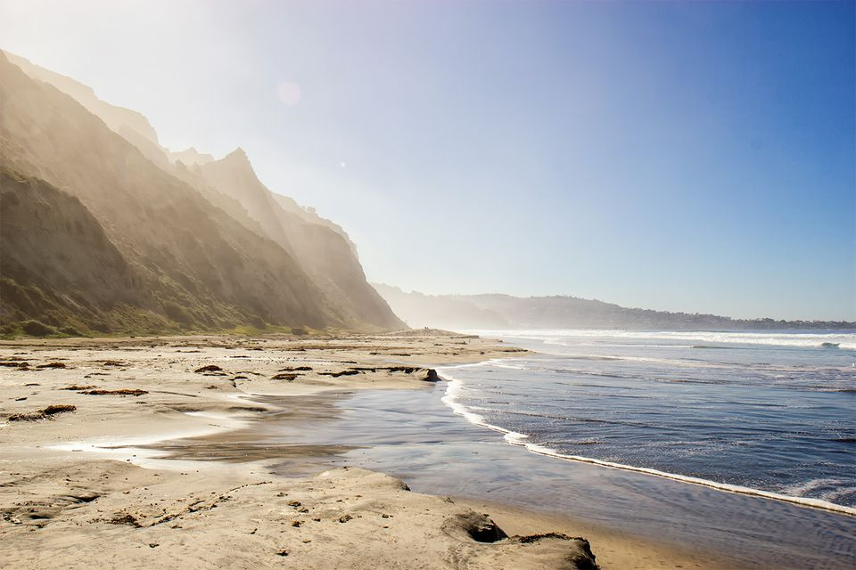 Blacks Beach, San Diego