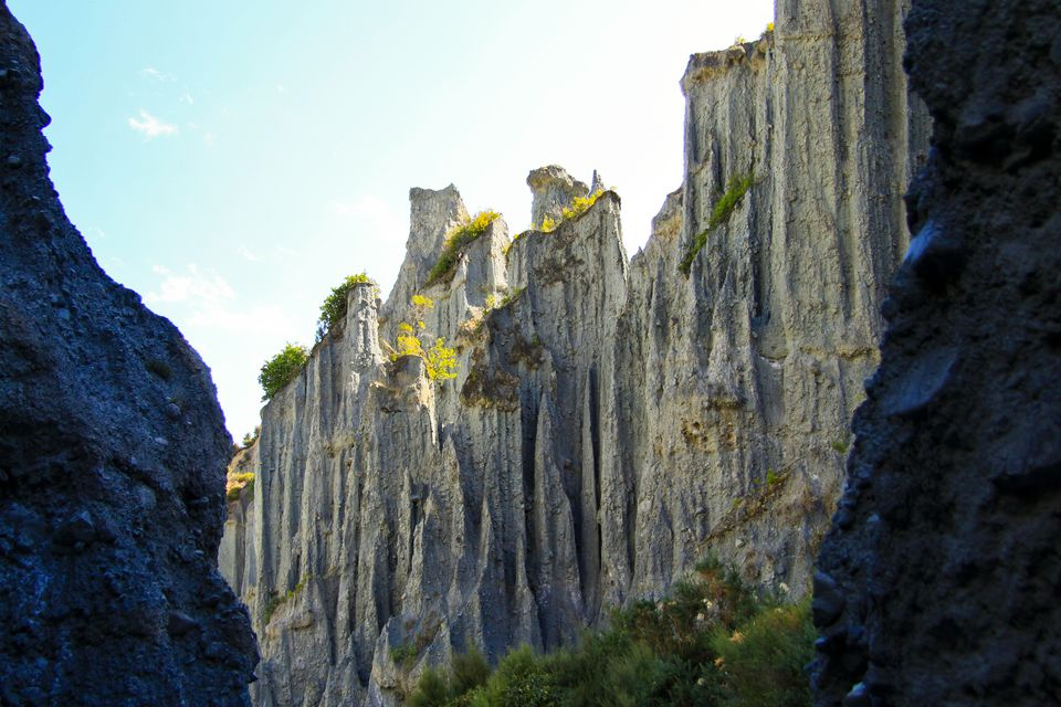 Putangirua Pinnacles near Wellington
