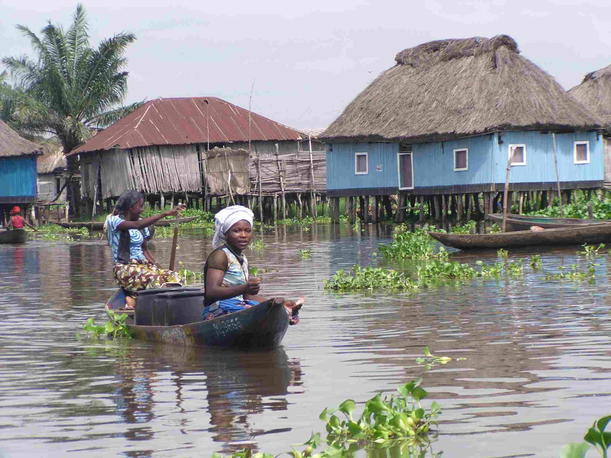 Genvie, Benin, West Africa