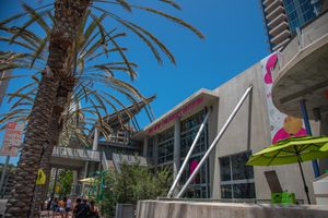 The New Children's Museum in San Diego