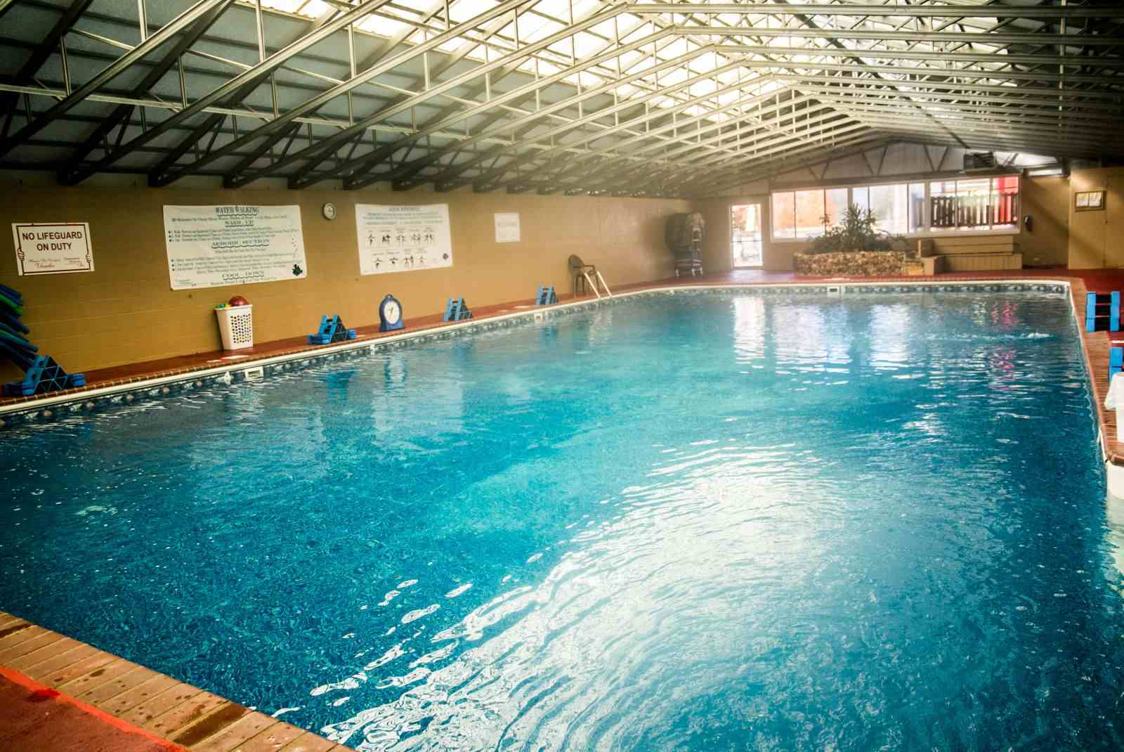 Tennessee Fitness Spa pool