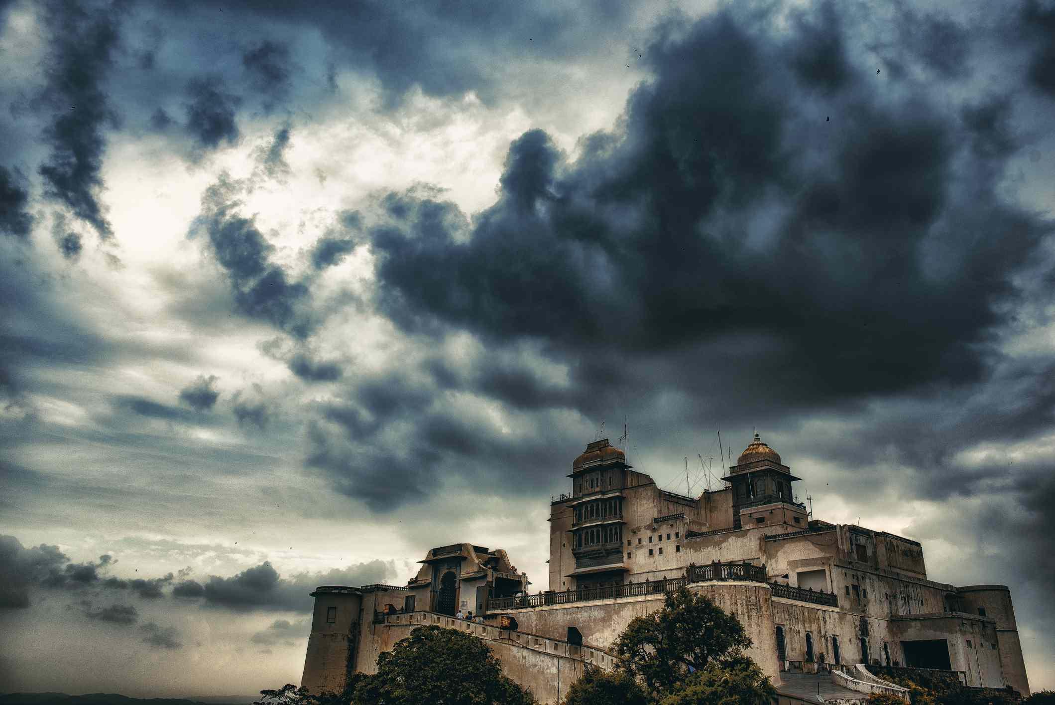 Monsoon Palace, Udaipur.