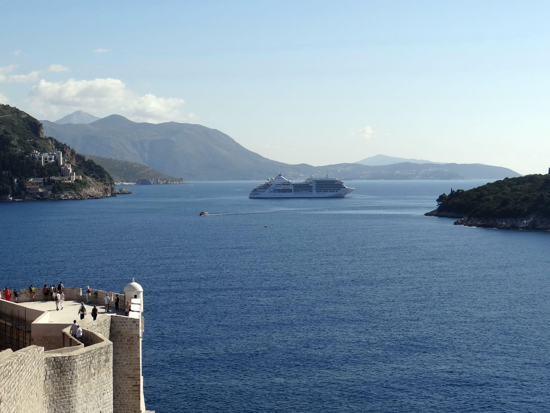Silversea Silver Spirit - Athens to Venice Cruise Log