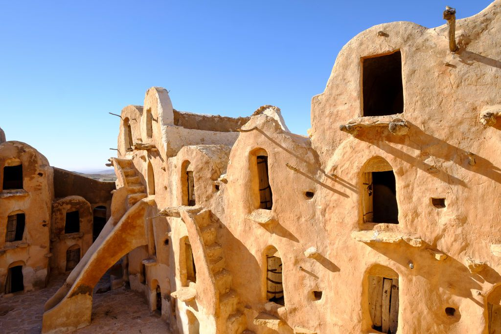 Visiting The Star Wars Sets Of Southern Tunisia