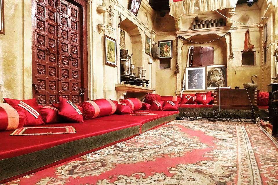 Baa ri Haveli Museum, Jaisalmer.
