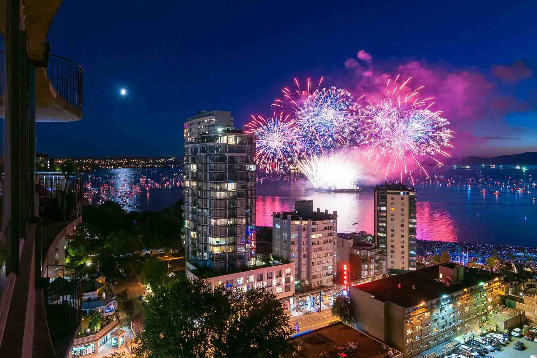 Celebration of Light Vancouver
