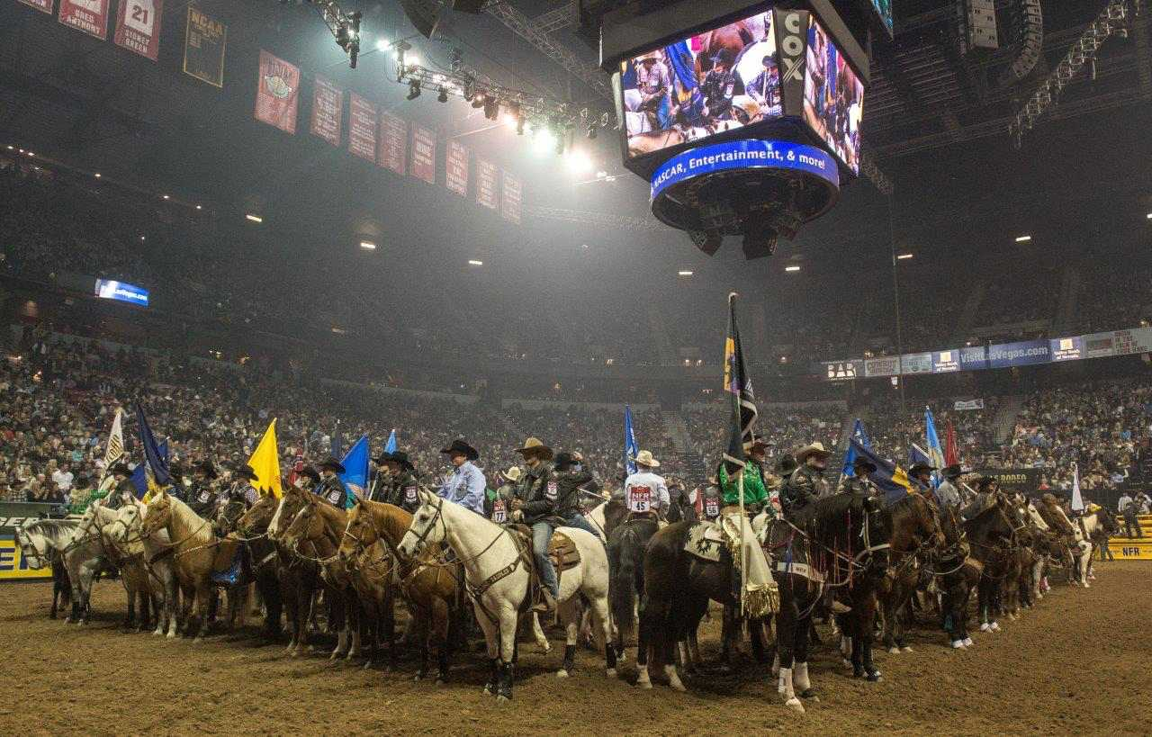 Wrangler National Finals Rodeo las vegas