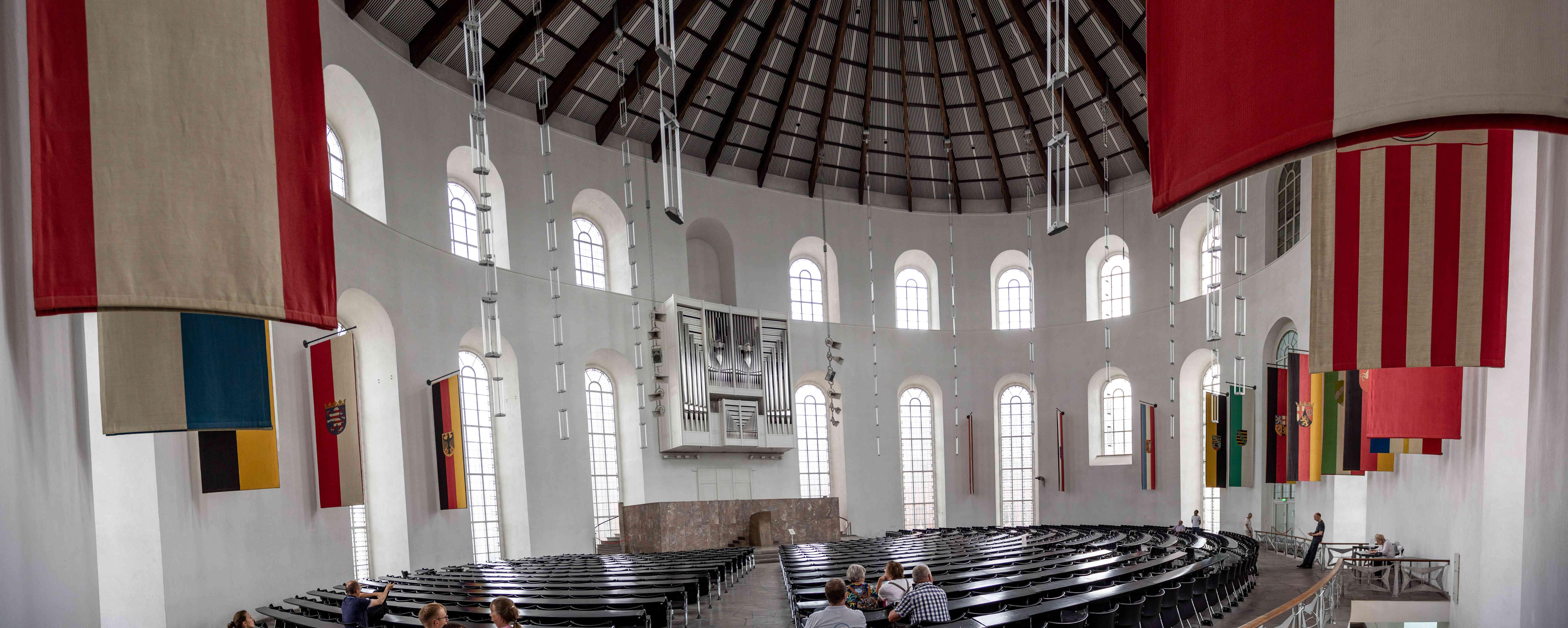 Inside of Paulskirche