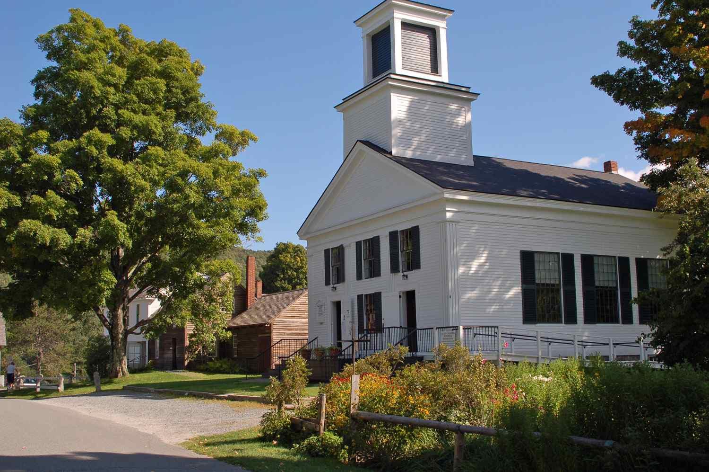 Calvin Coolidge State Historic Site in Vermont