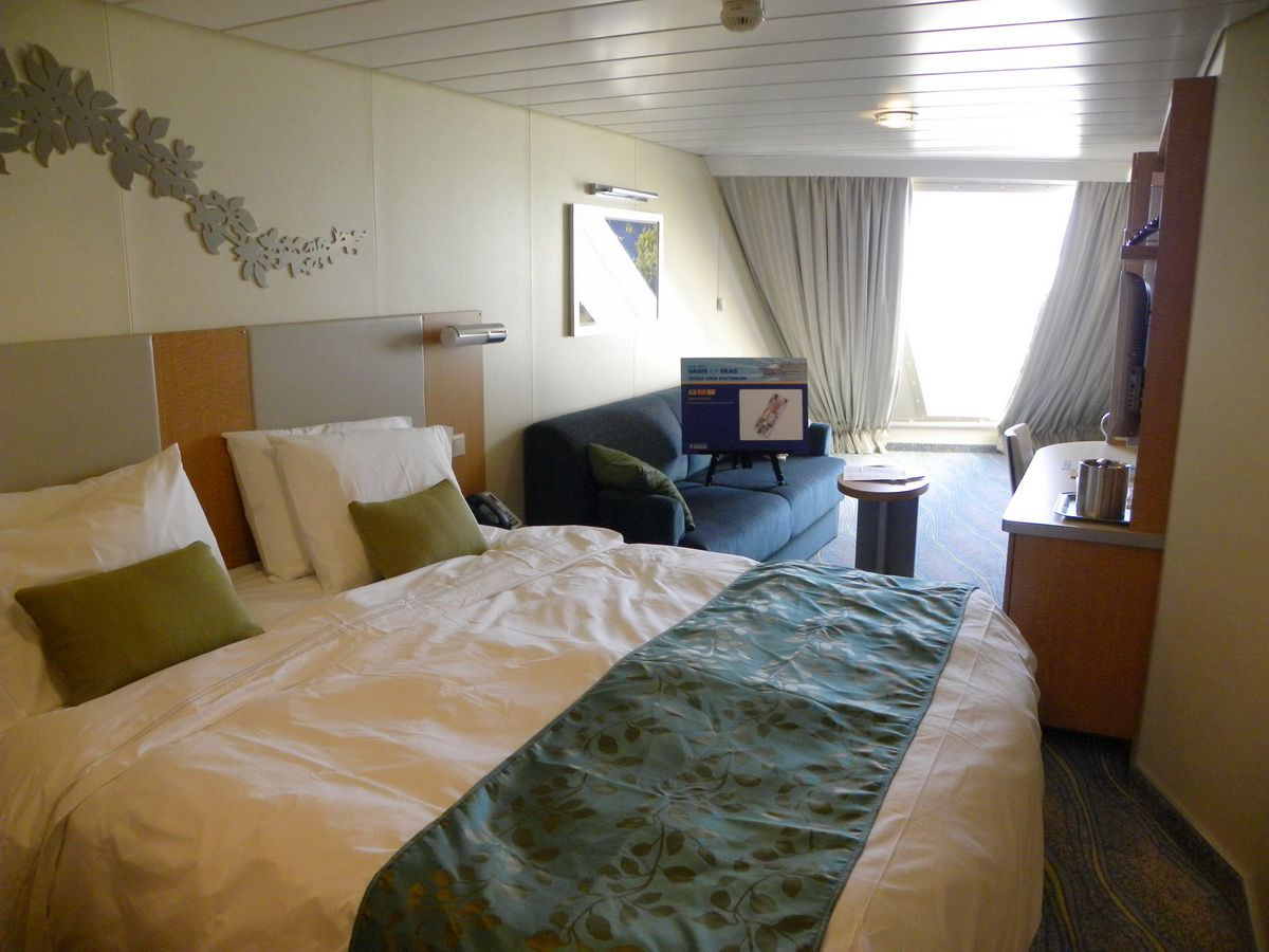 Royal Caribbean Oasis Of The Seas Cruise Ship Cabins