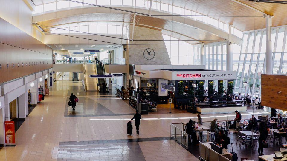 Greenville-Spartanburg International Airport