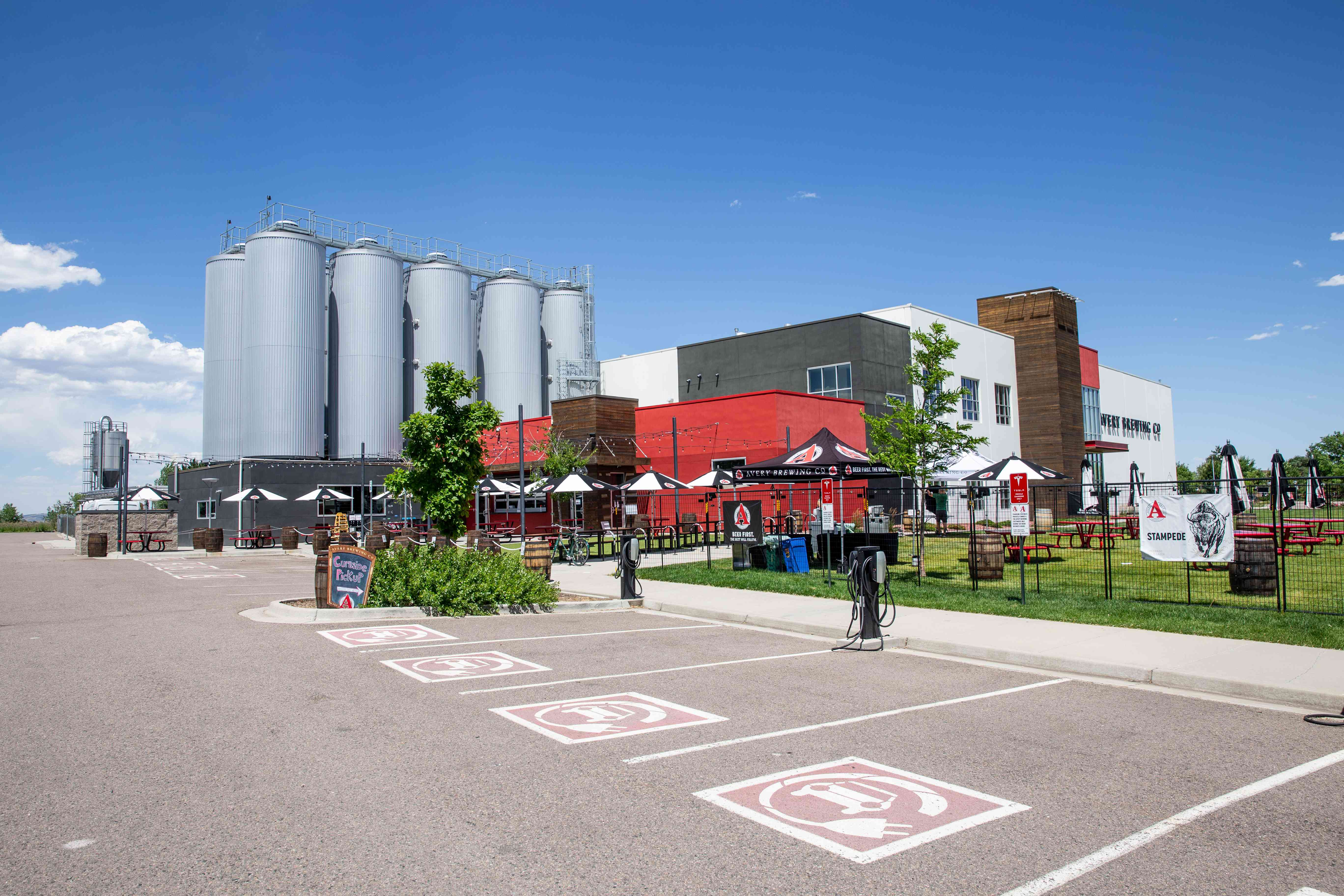 Avery Brewing in Boulder, CO