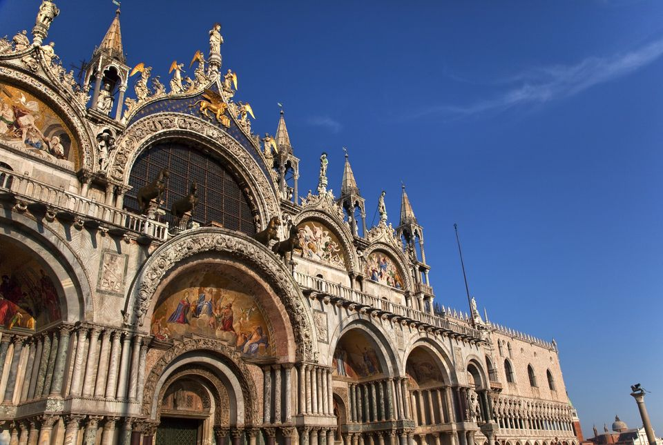 Image result for venice italy san marco basilica