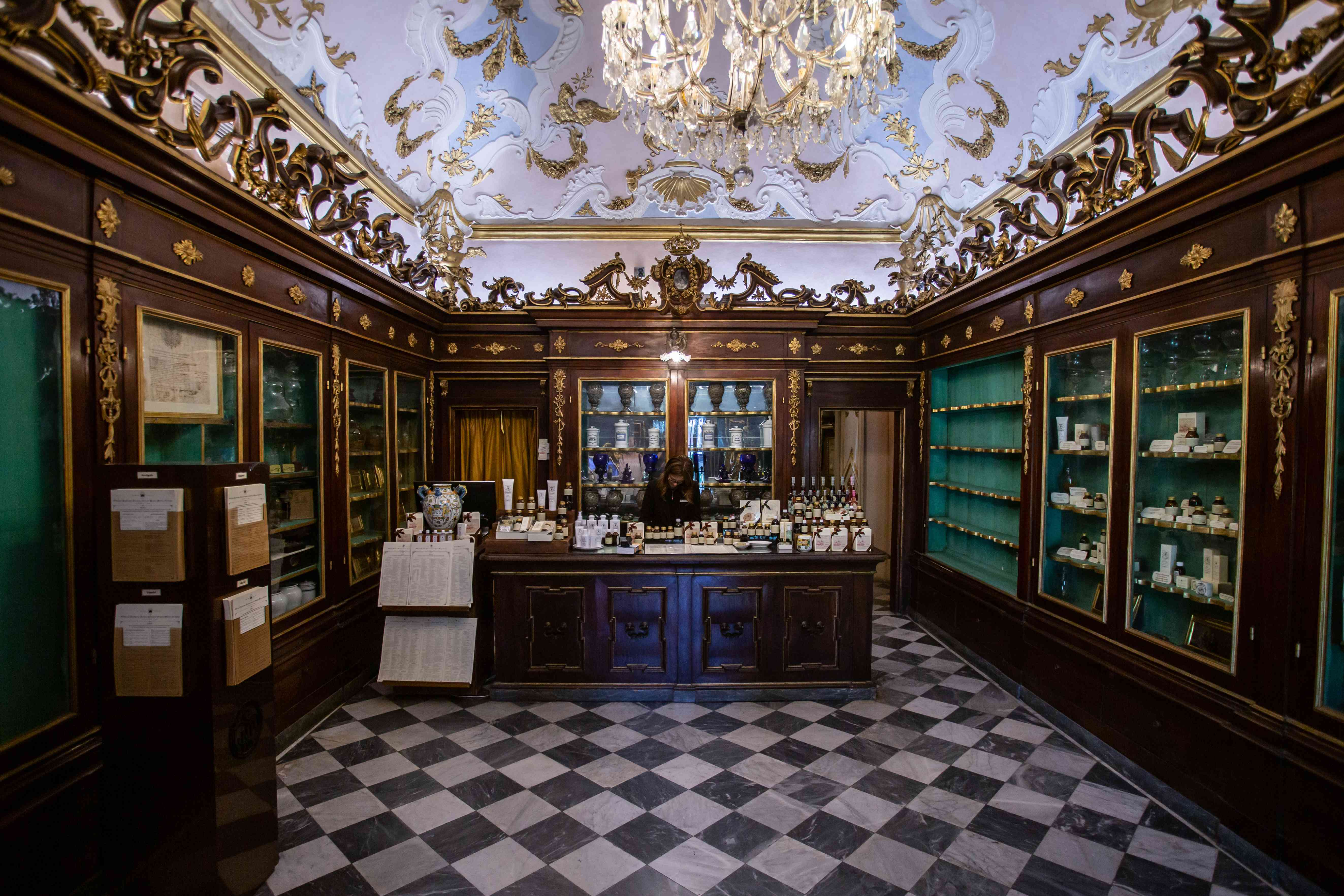 Officina Profumo in Florence, Italy