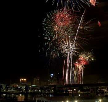 North Carolina Fireworks Laws and Fireworks Safety