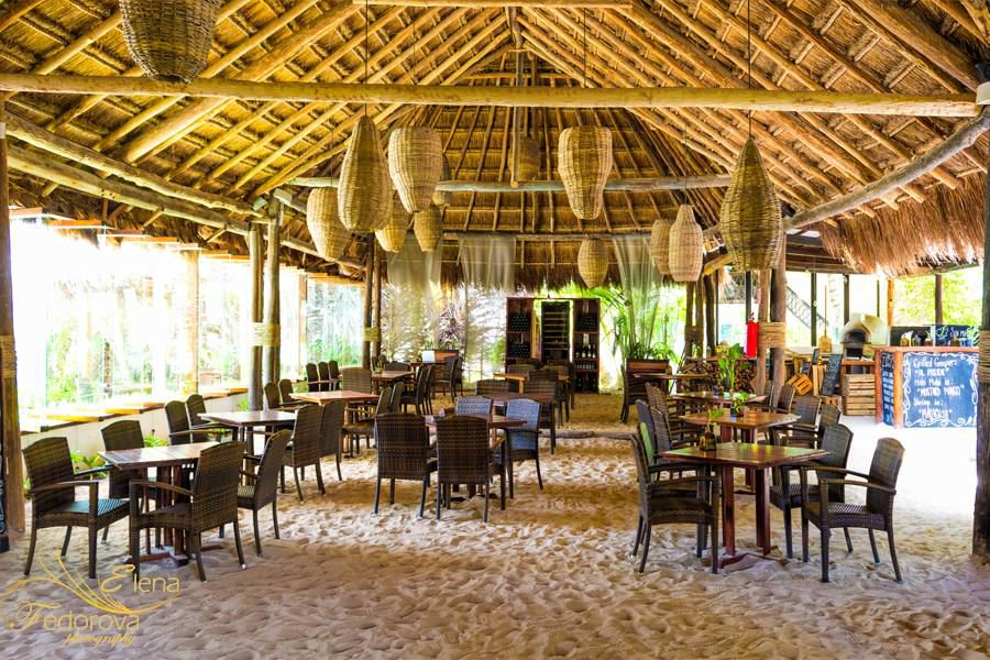 Ziggy S Beach Bar Tulum Mexico
