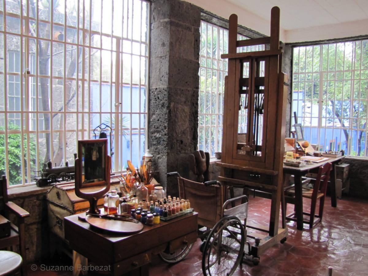 Frida Kahlo Studio