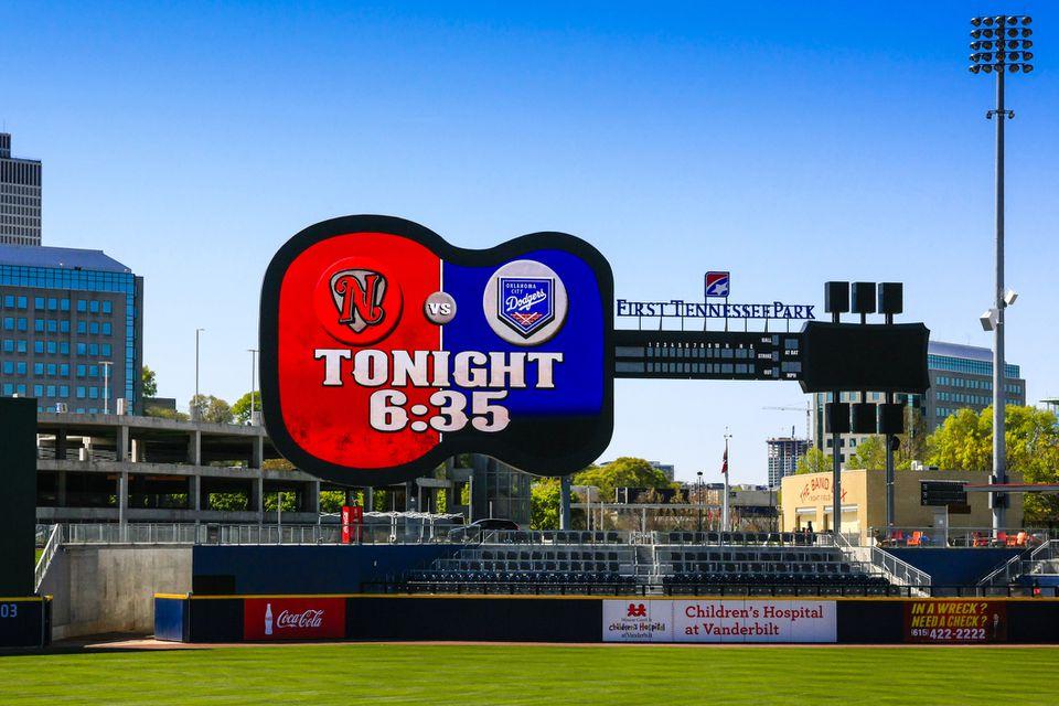 Tennessee Park Baseball Stadium
