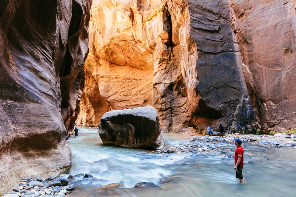 Take a Day Trip to Zion National Park From Las Vegas