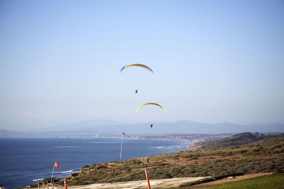 Paragliding Adventure in San Diego