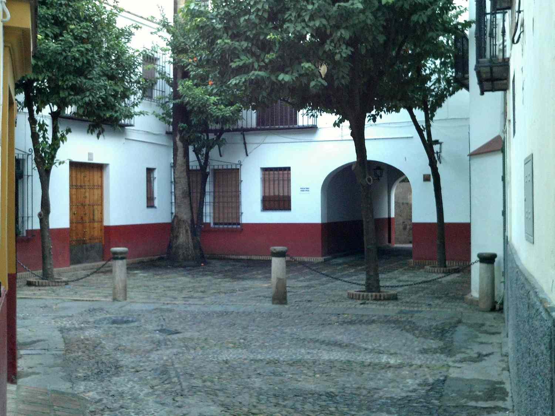 Calle Susona in Seville, Spain