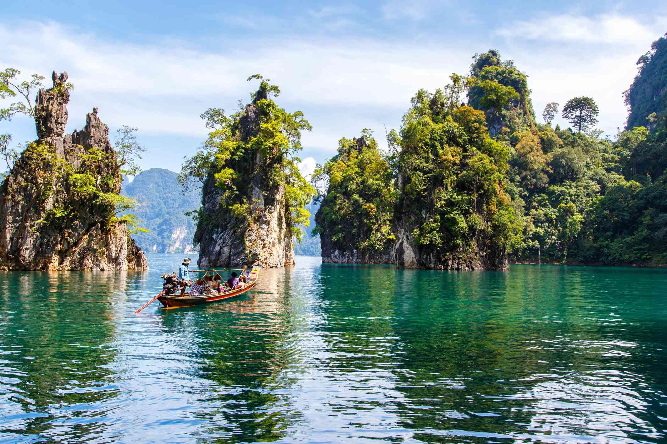 Cheow Lan Lake, Thailand