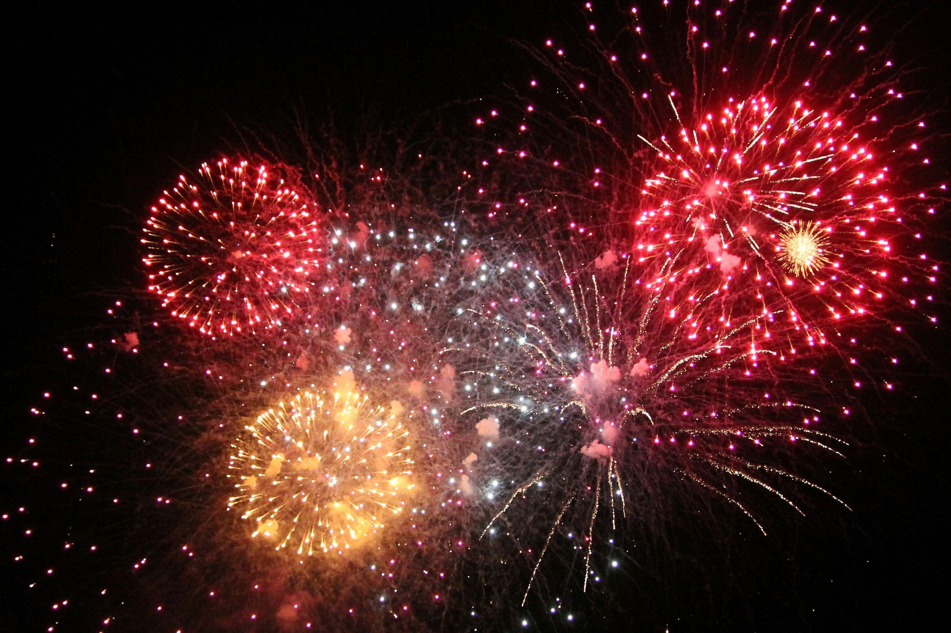 Edmonds fireworks