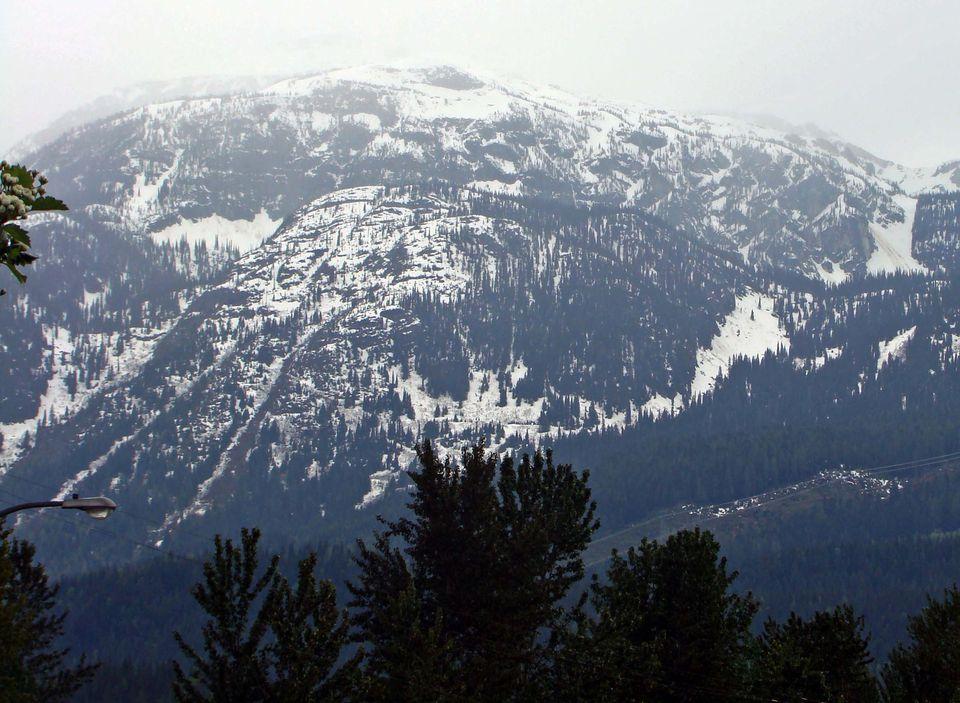 Glacier National Park, Canada