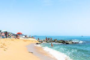 Caldetes Beach, Barcelona