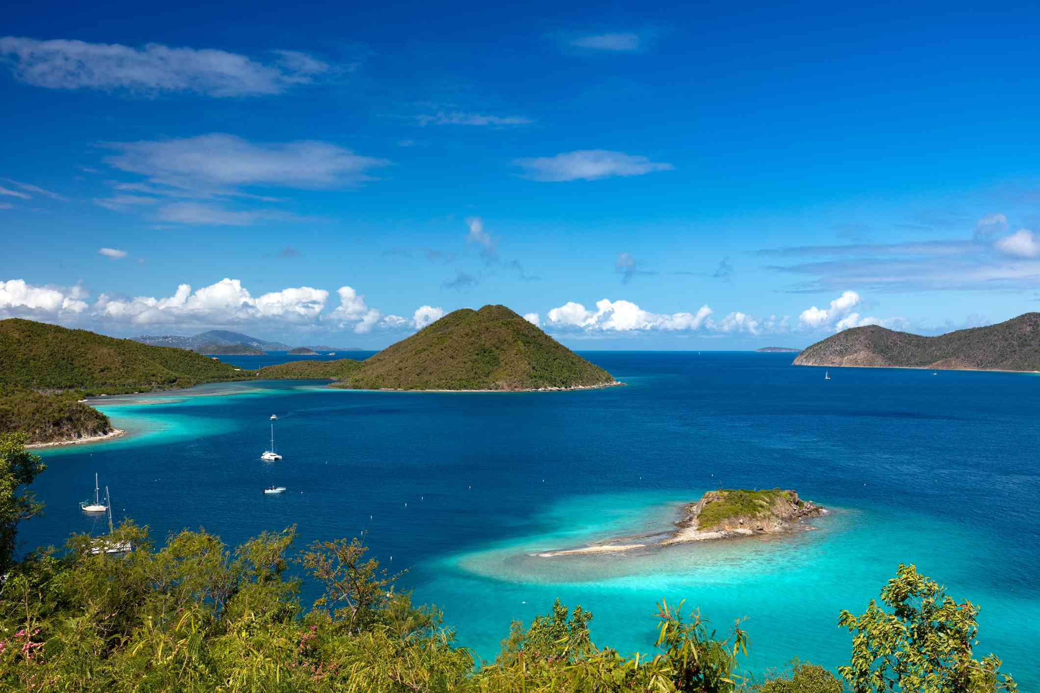 Waterlemon Cay, Virgin Islands National Park