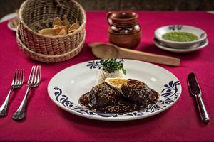 Mole poblano, a dish to enjoy in Puebla, Mexico