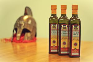 Olive oils from Taste of Crete