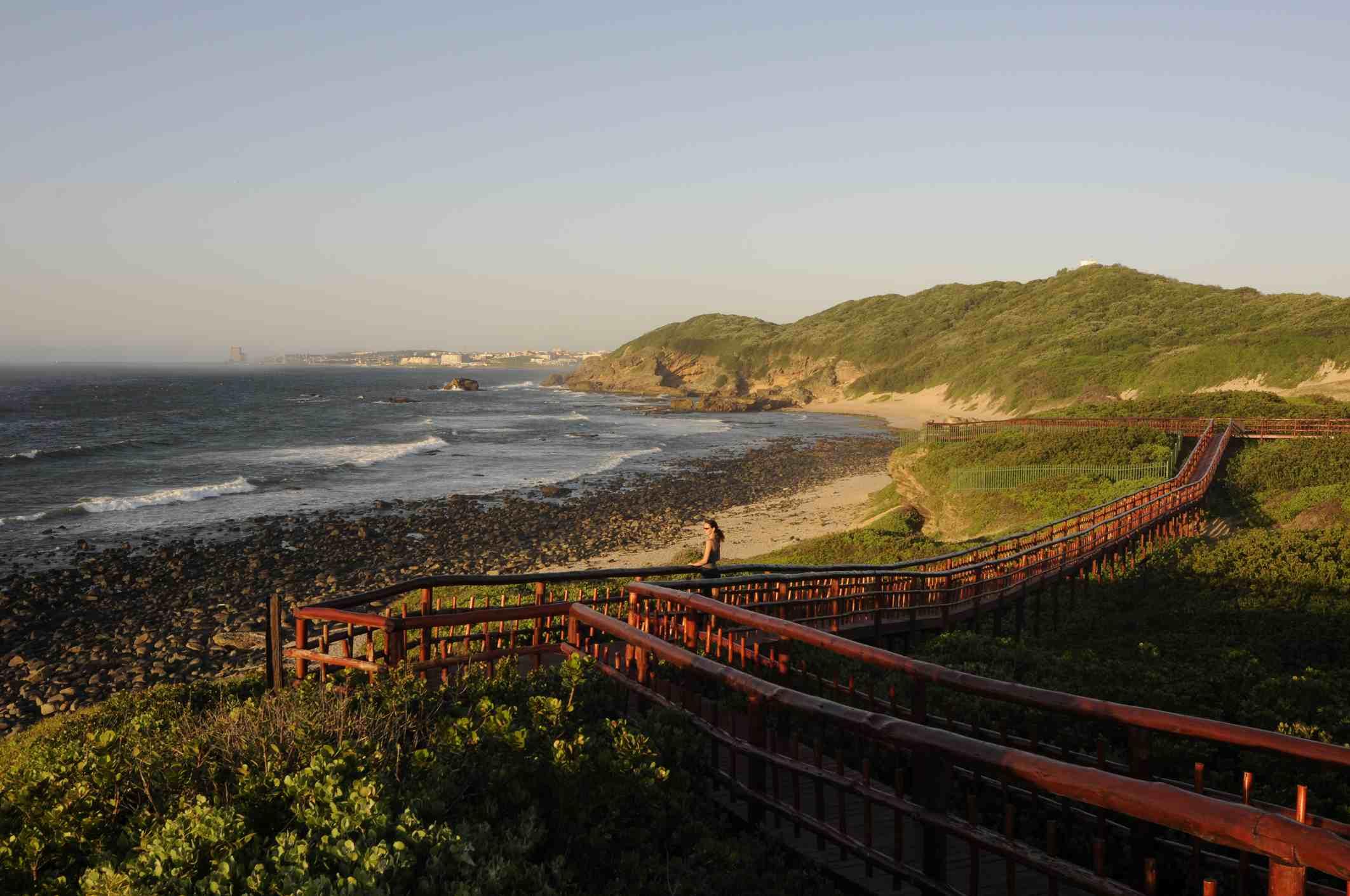 Gonubie Beach, Eastern Cape